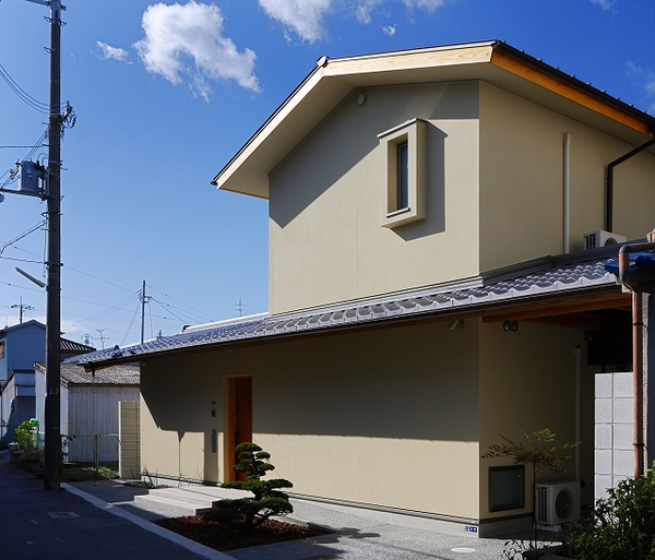 座・佇-za.tatazumai / 大阪府東大阪の家