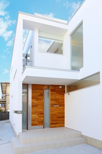 カコミテラス / 大阪府島本町の家