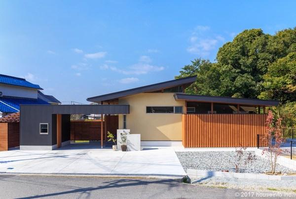 赤穂市尾崎の家