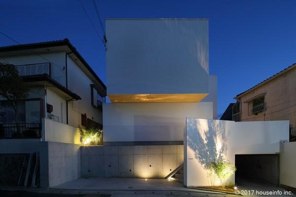 神戸市垂水区の家